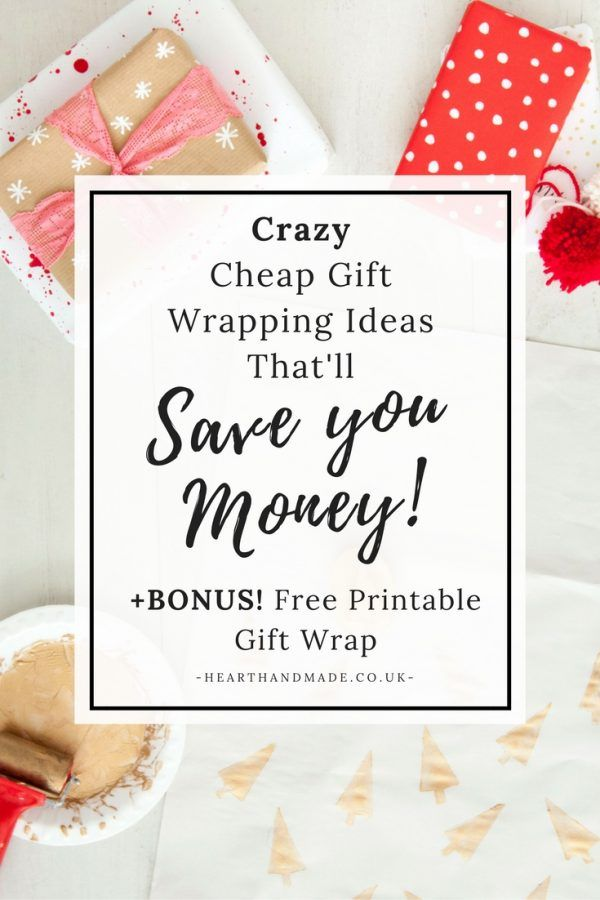 crazy cheap gift wrapping ideas thatll save you money
