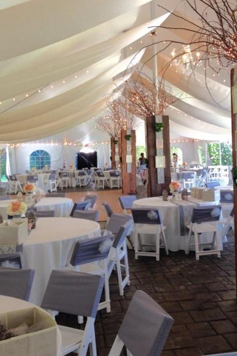 Pin by Heather Marin on Wedding Tent decorations, Inn