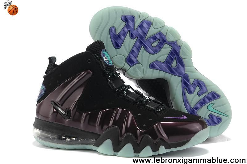 Best Gift Nike Barkley Posite Max Brown Black Sports Shoes Store