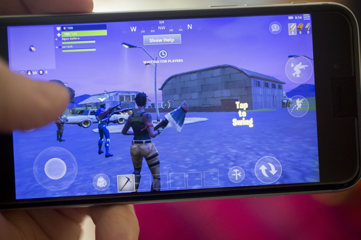 epic games is capitalizing on the popularity of fortnite battle royale by launching its own - how to chat in fortnite mobile