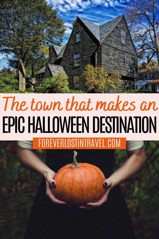 Spending The Day In Salem Massachusetts Forever Lost In Travel In 2020 Massachusetts Travel Salem Massachusetts Salem Massachusetts Travel
