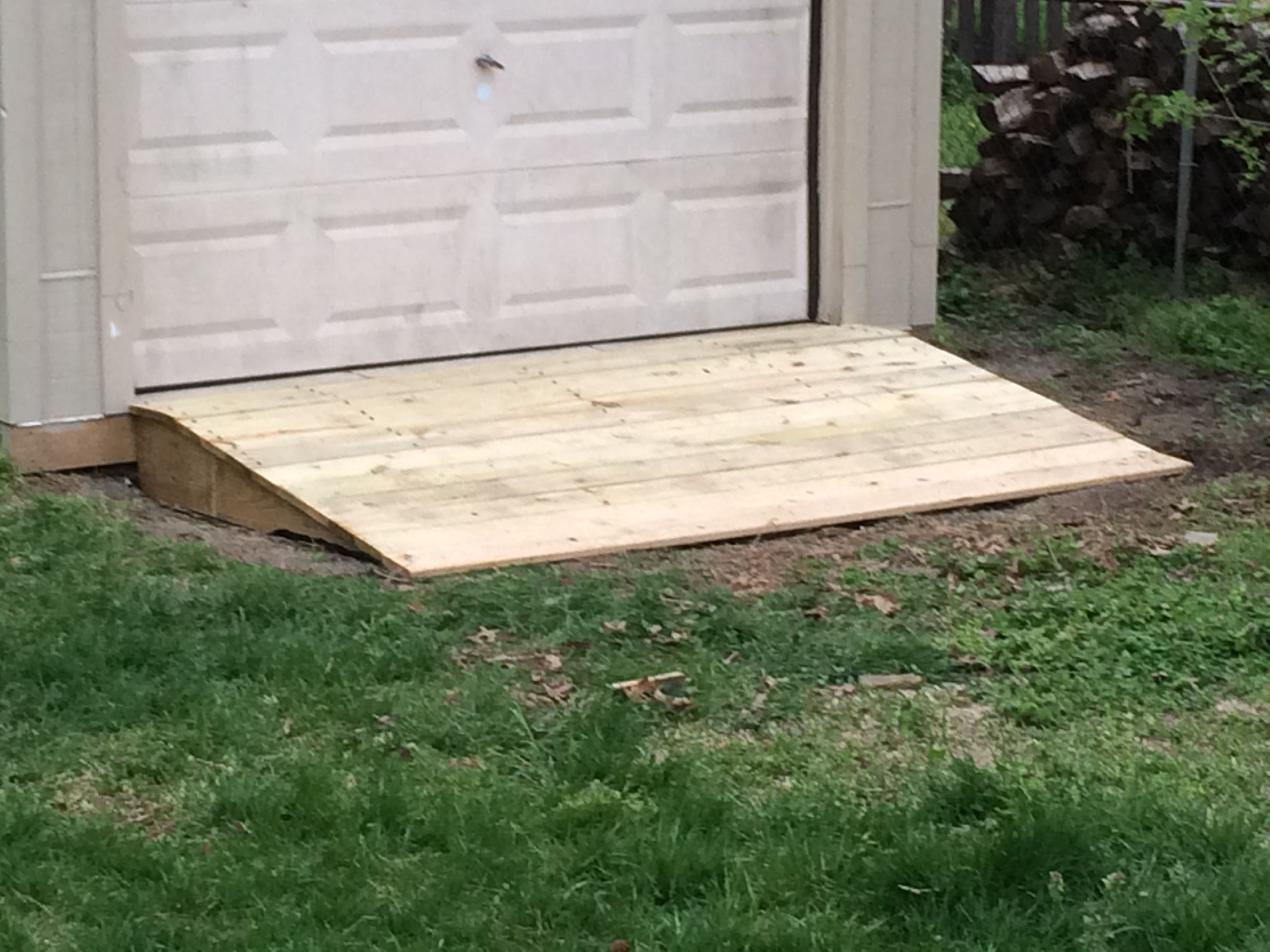 top ramp shed fisher for system storage sheds ramps barns