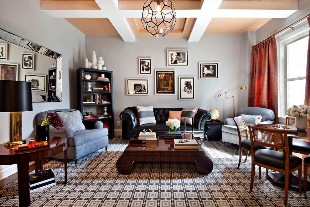 Make your space seem bigger than it is with these smart styling tricks. Pin on Decor