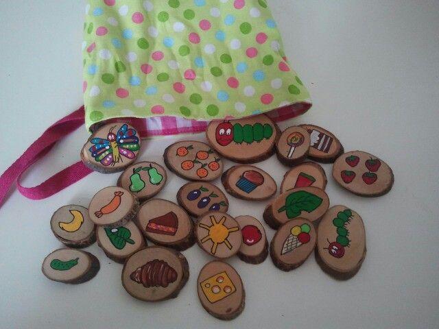 Erz hl mir eine geschichte die kleine raupe nimmersatt mein kreatives austoben pinterest - Raupe basteln kindergarten ...