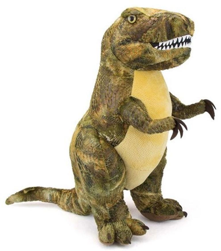 Large 21 Inch Plush Tyrannosaurus Stuffed Animal W Sound For Devon
