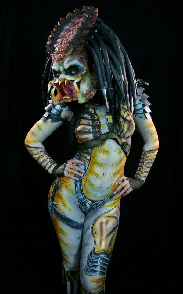 Pin En Body Paint