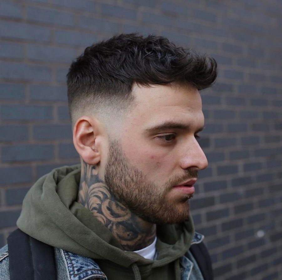 45 Mid Fade Haircuts That Are Stylish Cool For 2020 Mid Fade Haircut Mens Haircuts Fade Haircuts For Men