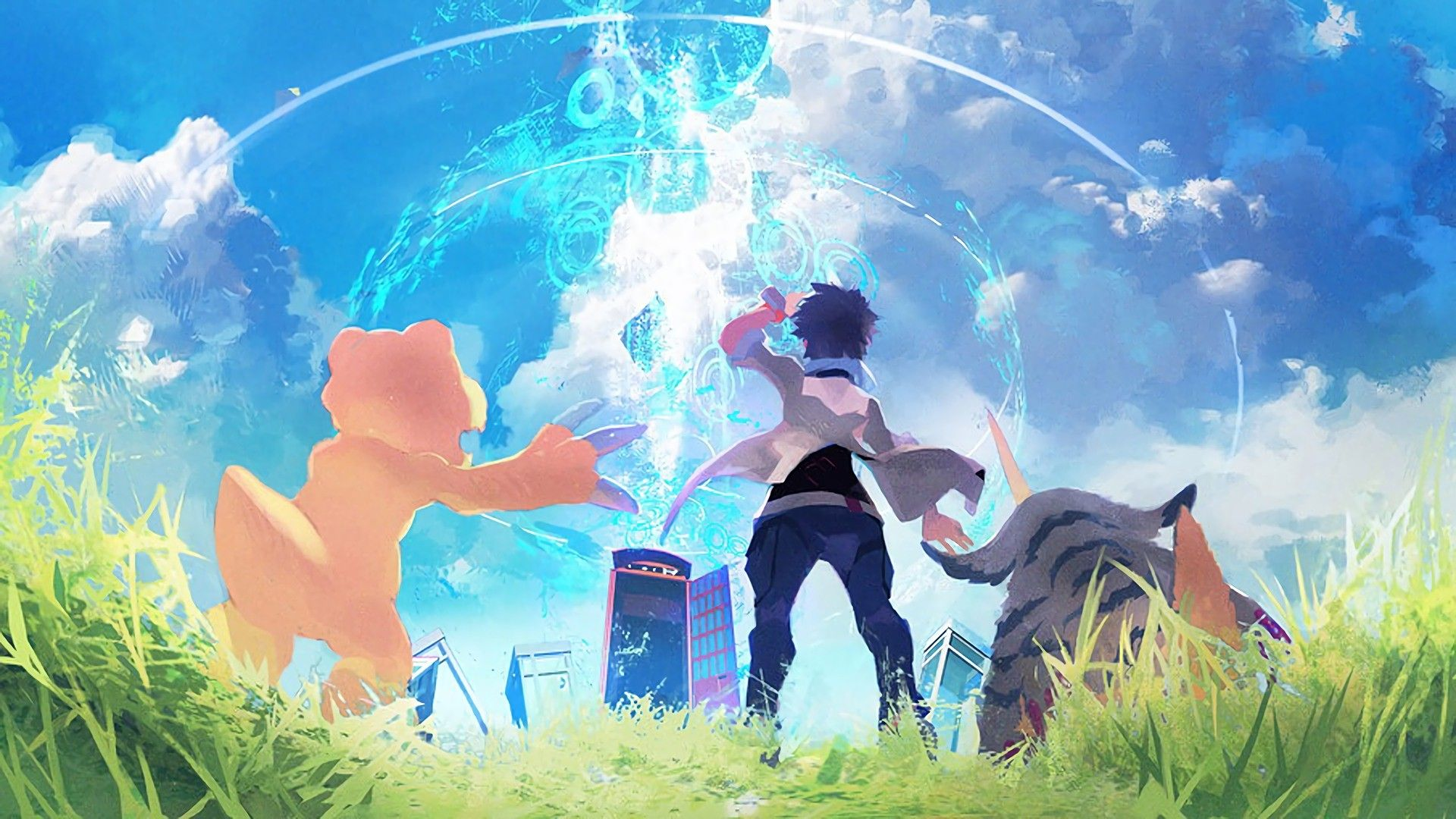 Digimon World Next Order wallpapers best HD Digimon World Next