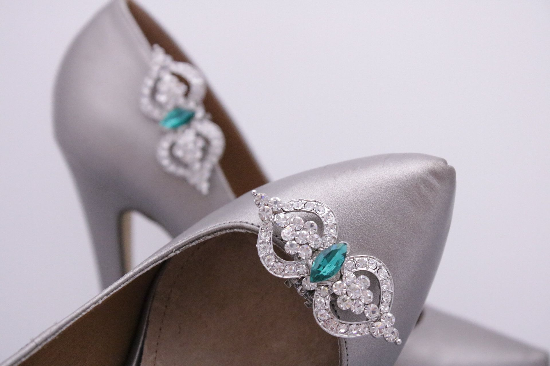New Shoe Clips for Bridal Shoes Rhinestone Shoe Clips Wedding Shoe Clips