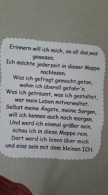 Erinnerung Inspiration Kindergartenbeginn Kinder Reime Kinder Gedichte