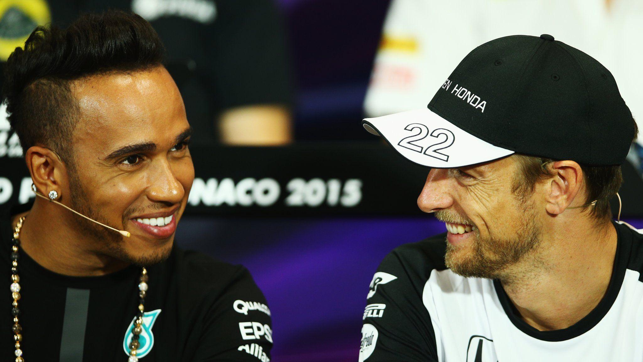 F1 gossip Button, Vettel, Rosberg, Palmer, Whitmarsh
