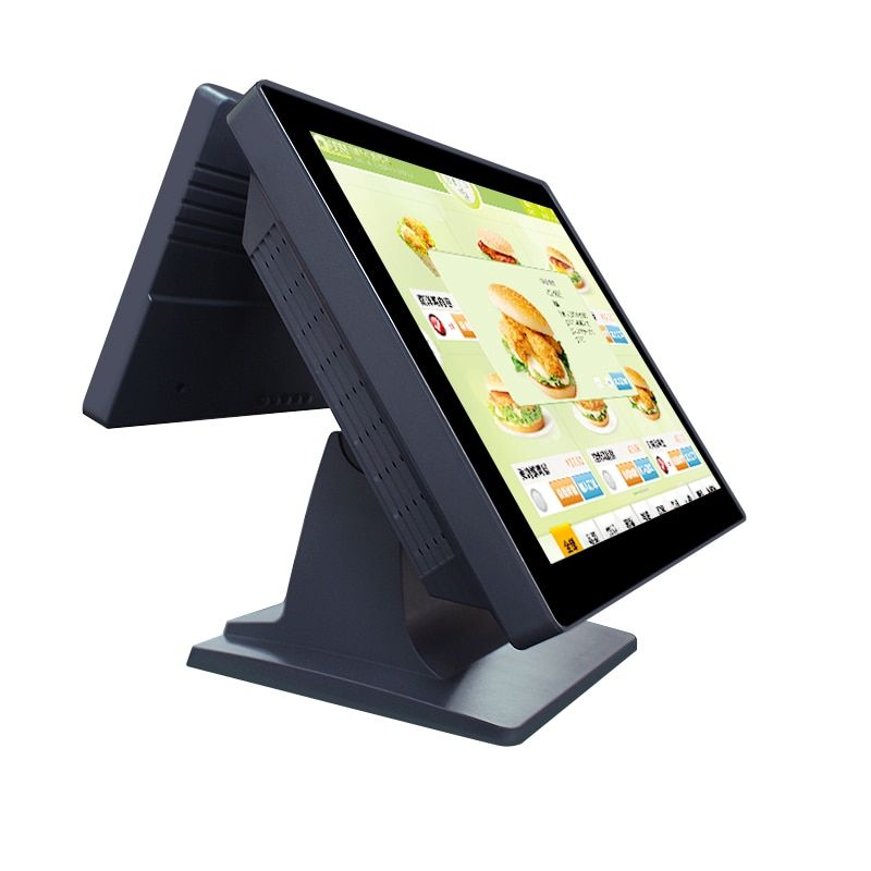 All In One Touch Screen Pos System 15 Inch Ks151 Touch Screen Display Resolution All In One