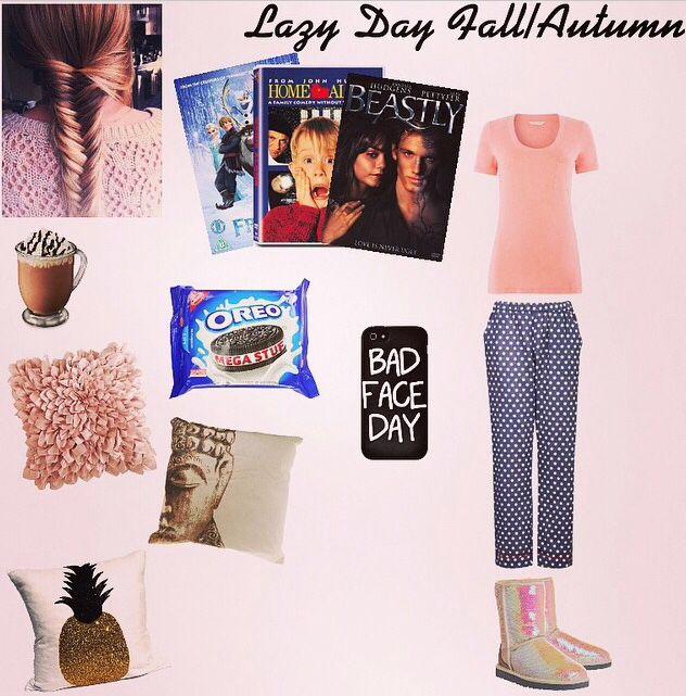 Lazy Day Fall/Autumn