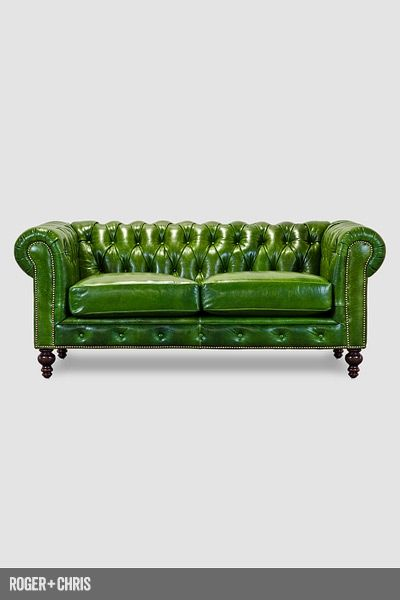 Higgins Chesterfield Sofas And Armchairs Comes In Multiple Colors All Custom Made The Company Decades Is Owned By Roger Hazard Of Long Running
