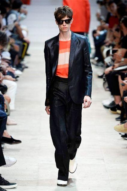 Sfilata Paul Smith - Primavera-Estate 2016 Uomo - Parigi - Moda - Elle