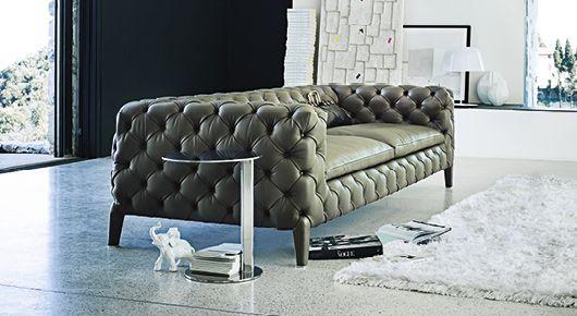 Arketipo divani imbottiti e complementi d 39 arredo di for Arredo e sofa