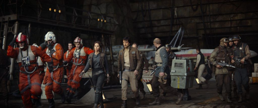 Rogue One: A Star Wars Story gets a new TV spot. Watch it here