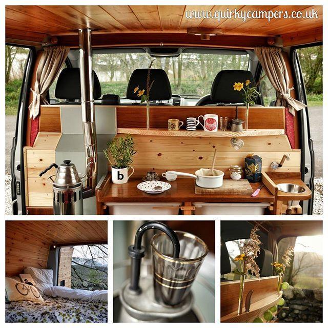Célèbre Épinglé par Erin Addy sur I bought a van | Pinterest | Vanne et  OS53