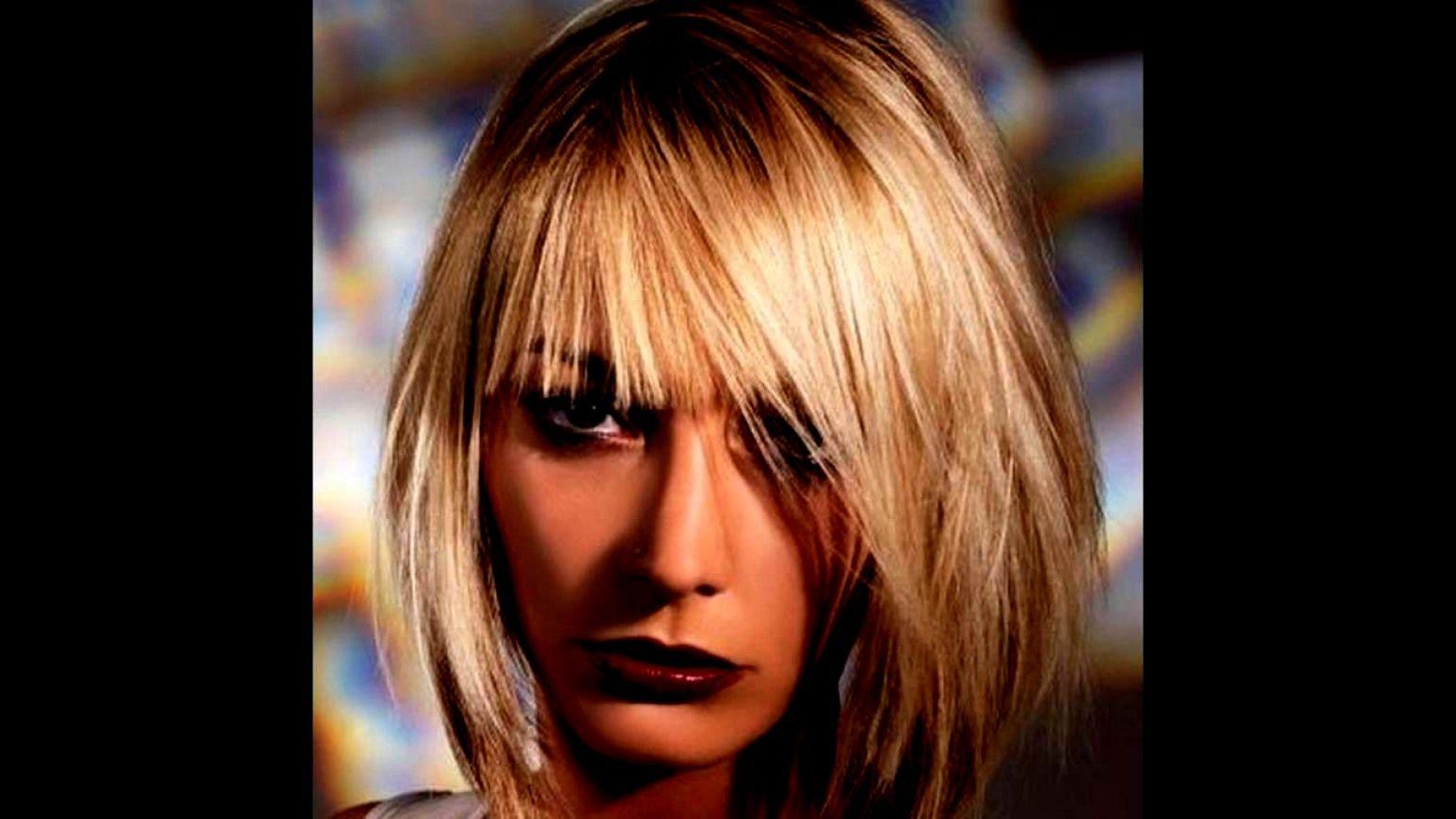 Haarschnitt Mittellang Frisuren Haarfrisuren Mittellang Und