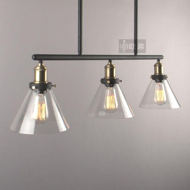 pas cher verre vintage pendentif lampe loft personnalit industrie lampe edison ampoule. Black Bedroom Furniture Sets. Home Design Ideas