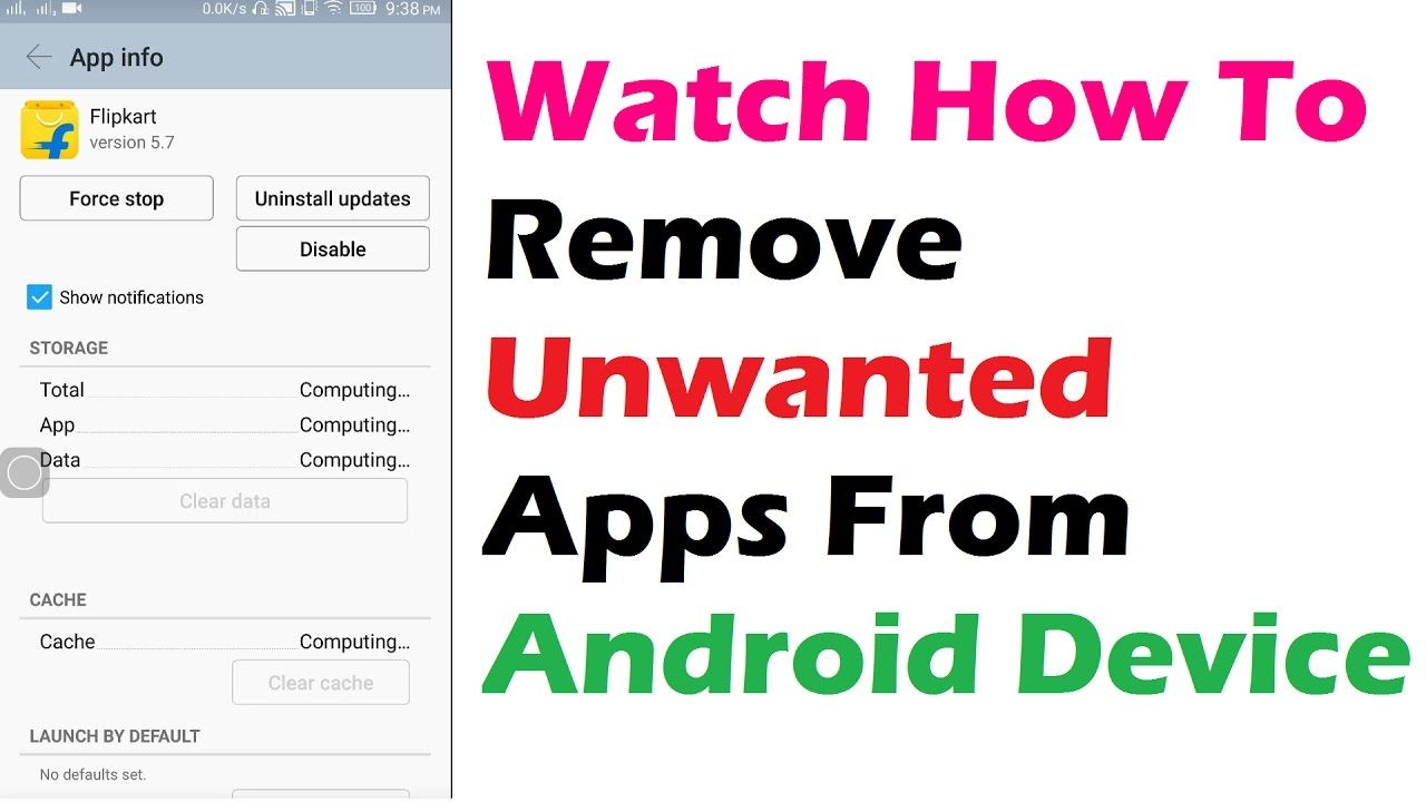 How to permanently delete or uninstall system apps in