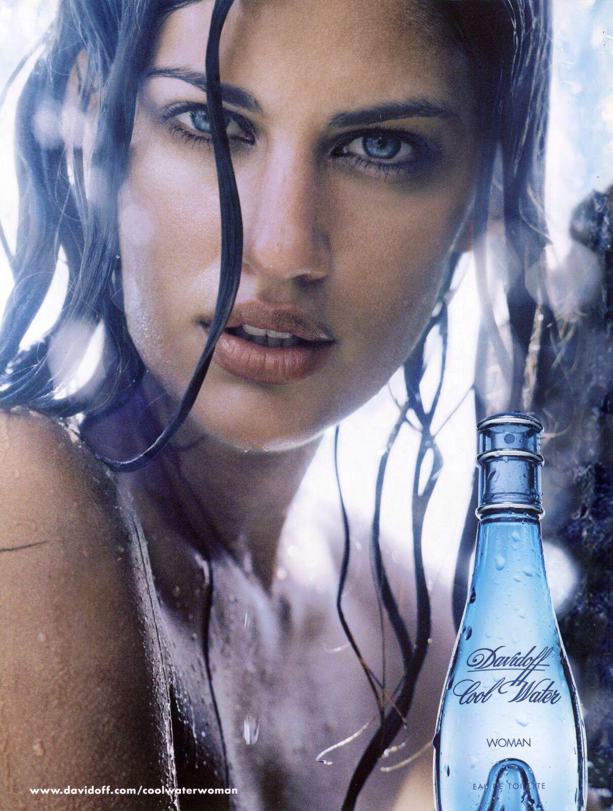 Davidoff Cool Water Www Atravin Com Arabian Women Perfume Ad Perfume