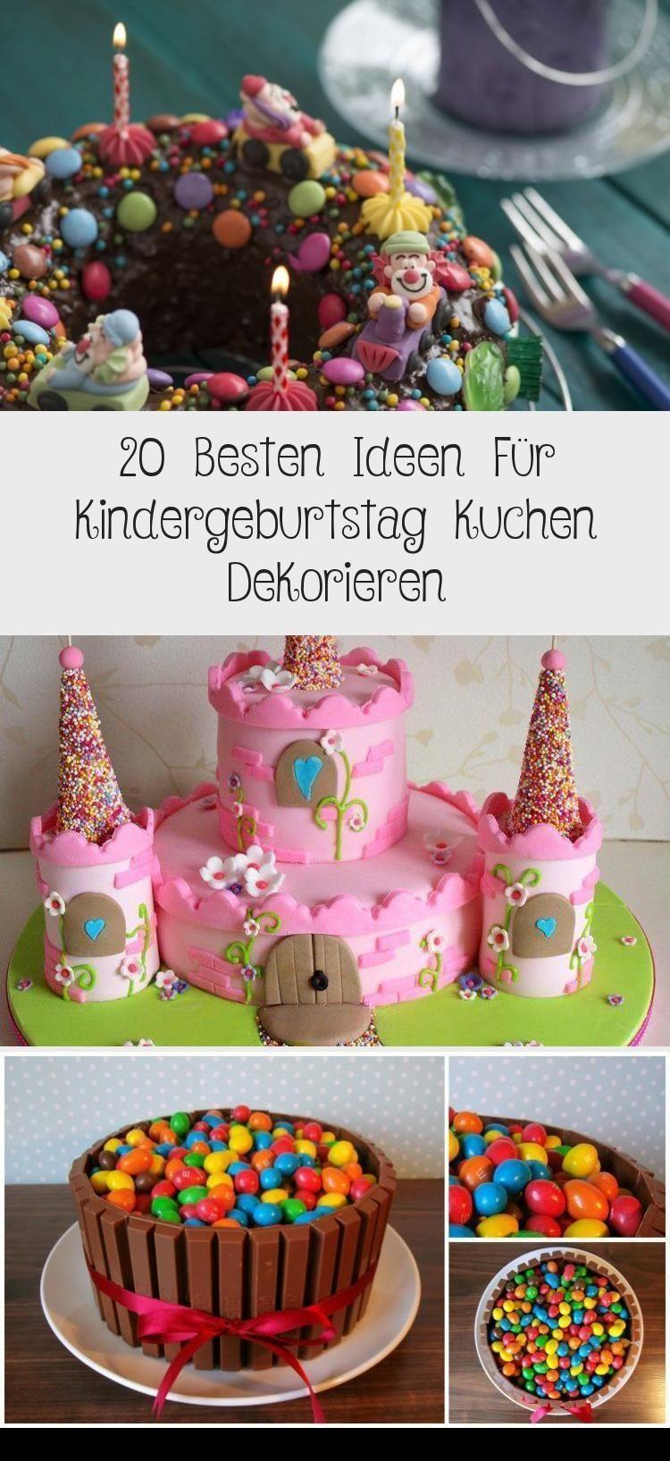 Photo of kinder kuchen.20 Besten Ideen Für Kindergeburtstag Kuchen Dekorieren #PinataKuc…