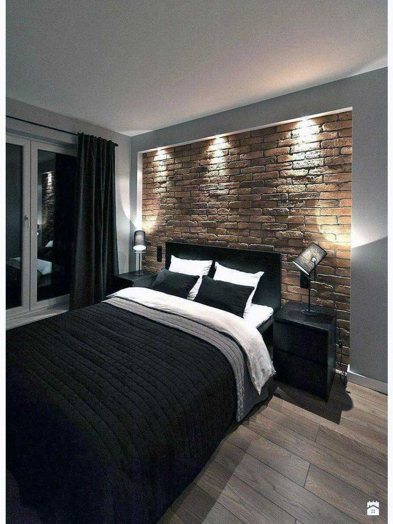 39 Mens Rustic Bedrooms Inspirations for the Classic Style ...