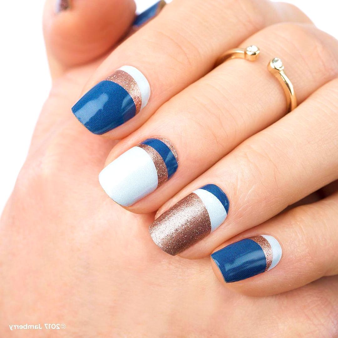 35 Fabulous Nail Art Designs With Playful Pretty Stripes | Fabulous ...