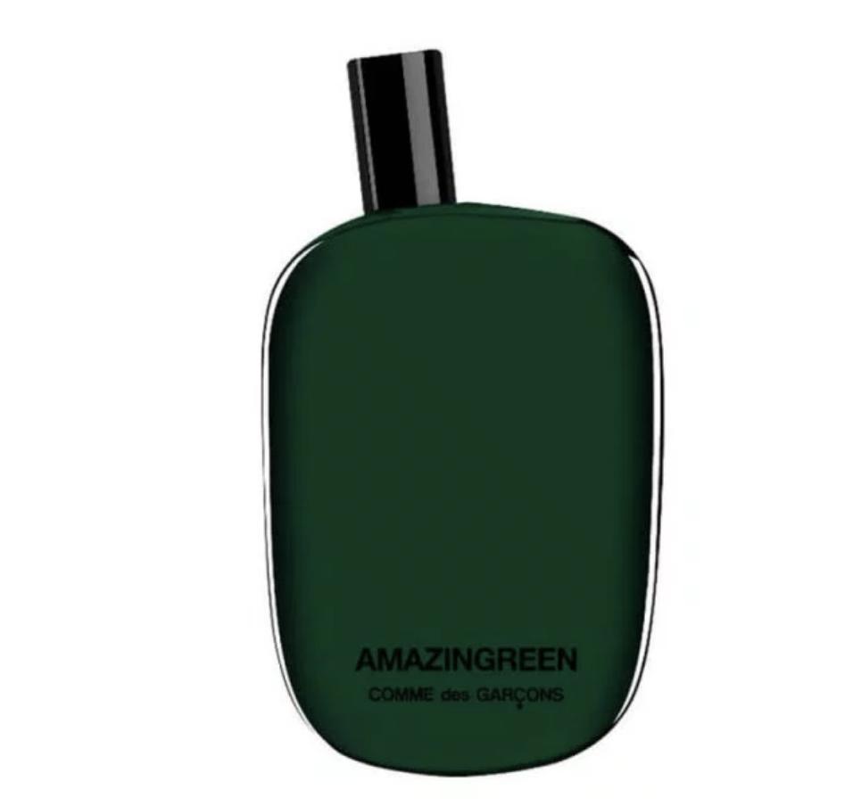 Best of Mens Cologne // Comme Des Garçons Amazingreen EDP