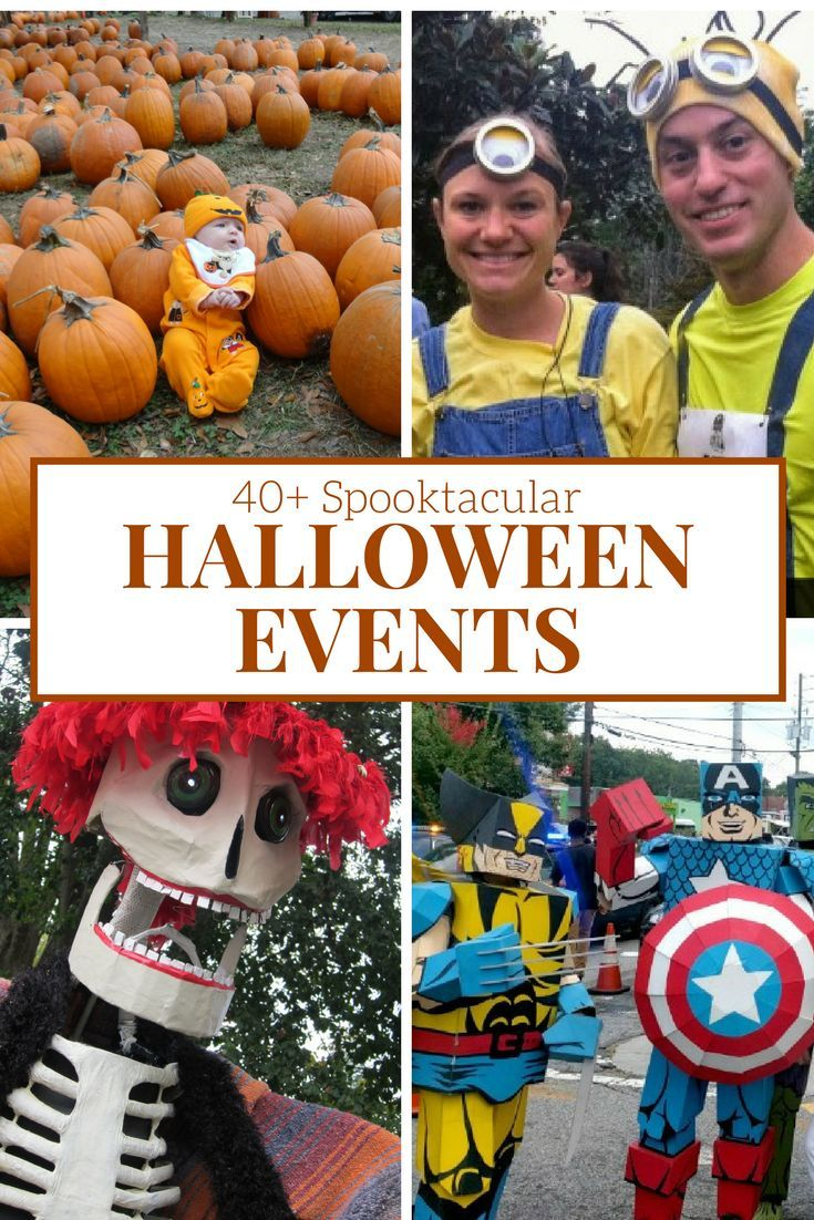 Frighteningly Awesome Halloween Events in Atlanta for Kids