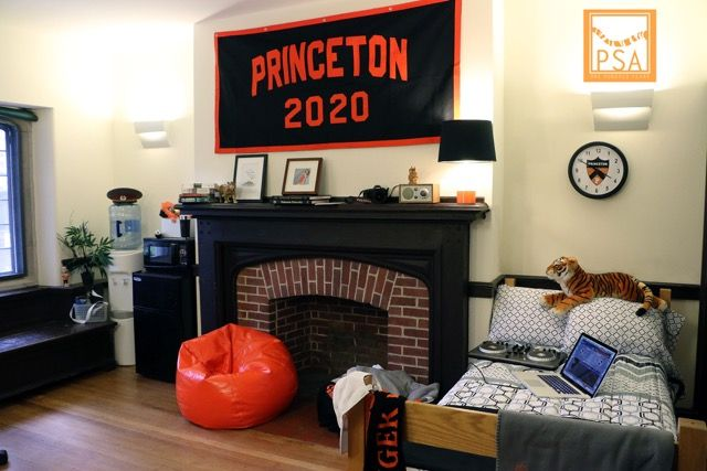 Astounding Princeton Dorm Room And Advice On How To Get Through Home Interior And Landscaping Pimpapssignezvosmurscom