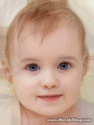 Tom Felton As A Baby
