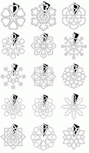 Iskusstvo Vyrezat Snezhinki Rukodelie Matushki Ru Christmas Crafts Christmas Diy Crafts
