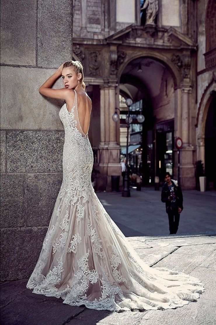 Eddy K Milano Style MD216 - Tulle, Straps, Fit-n-Flare wedding dress | itakeyou.co.uk #weddingdress #wedding #weddingdresses #weddinggown #bridalgown #bridaldress #weddinggowns #engaged