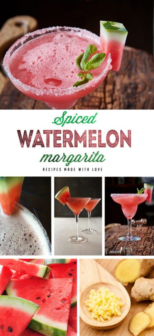 Summer is on its way - at least down in Australia - thatmeans yummy summer cocktails for Christmas. Try this Wtermelon MArgarita with a touch of spice #agirlsguidetosuccess