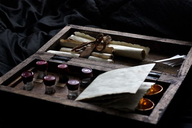 Opening the Box by memles, via Flickr