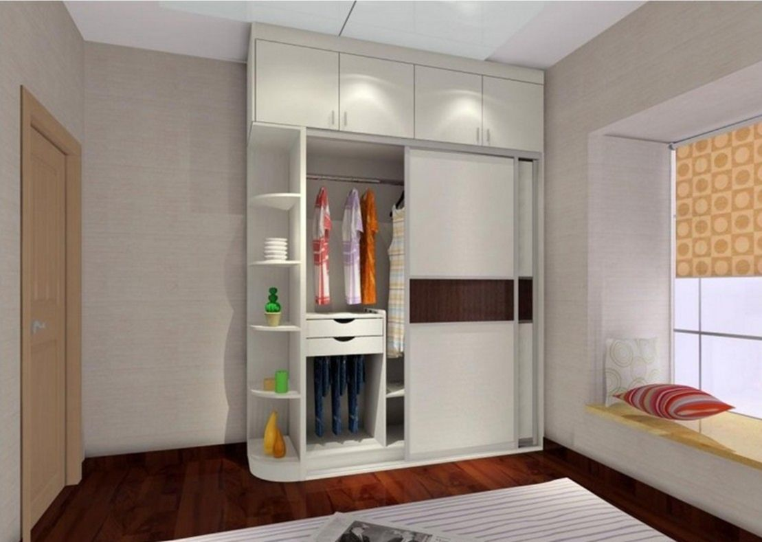 20 Small Bedroom With Cabinets That You Must Have Bedroom Wall