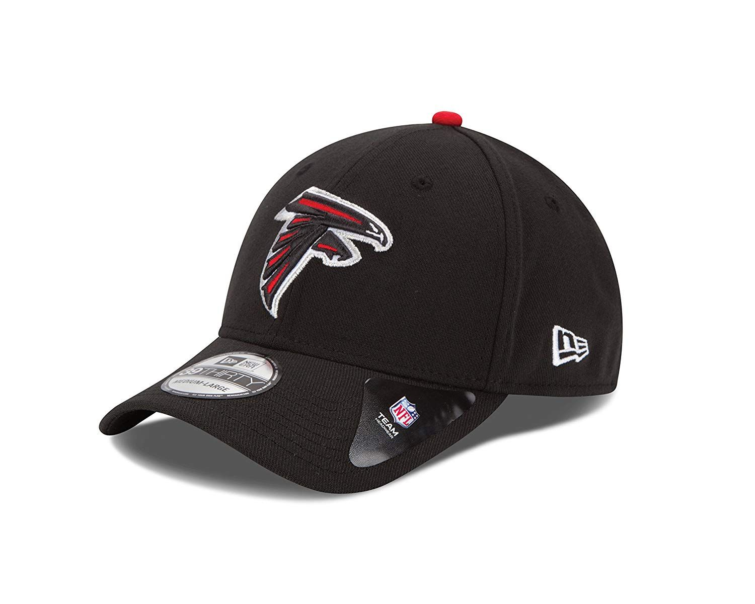 13d35cc03b8 NFL Atlanta Falcons Team Classic 39THIRTY Stretch Fit Cap