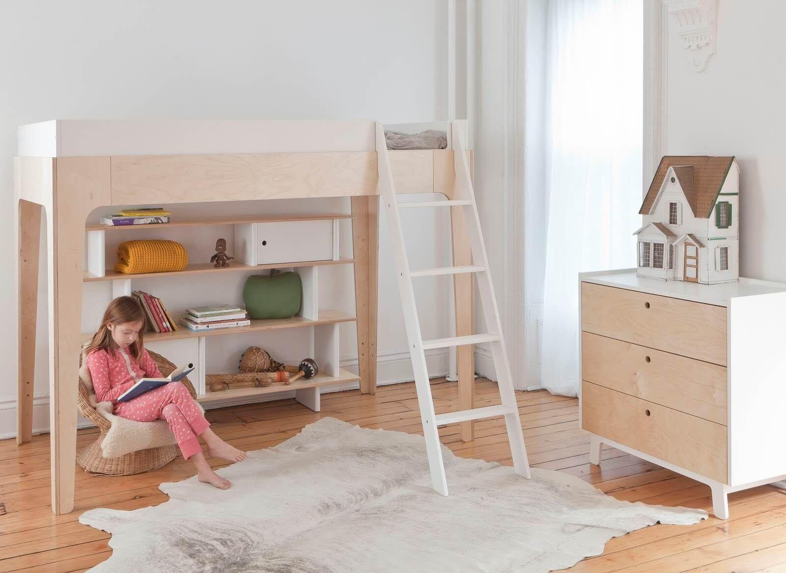 Kinderzimmer Einrichten Ein Hochbett Fur Kinder Loft Betten