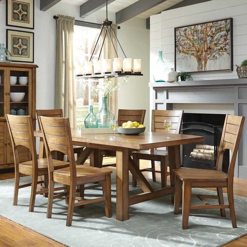 Pecan Wood Furniture Dining Room: Pin By GoodWood Furniture On Dining Room Essentials