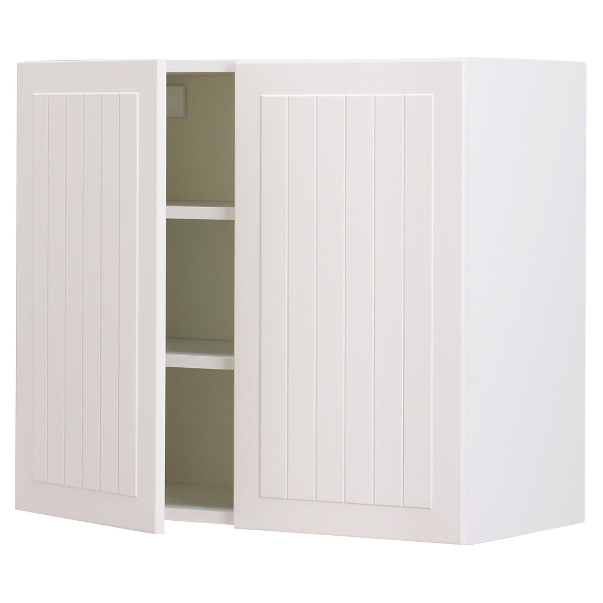 Akurum Wall Cabinet With 2 Doors White St T White 24×30  # Grevback Ikea Banc Tv Dimensions