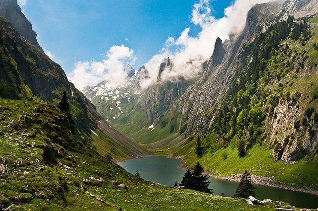 Flensee Switzerland Switzerland and Lakes