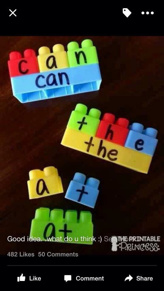 Great idea....so easy to make at home or nursery!!