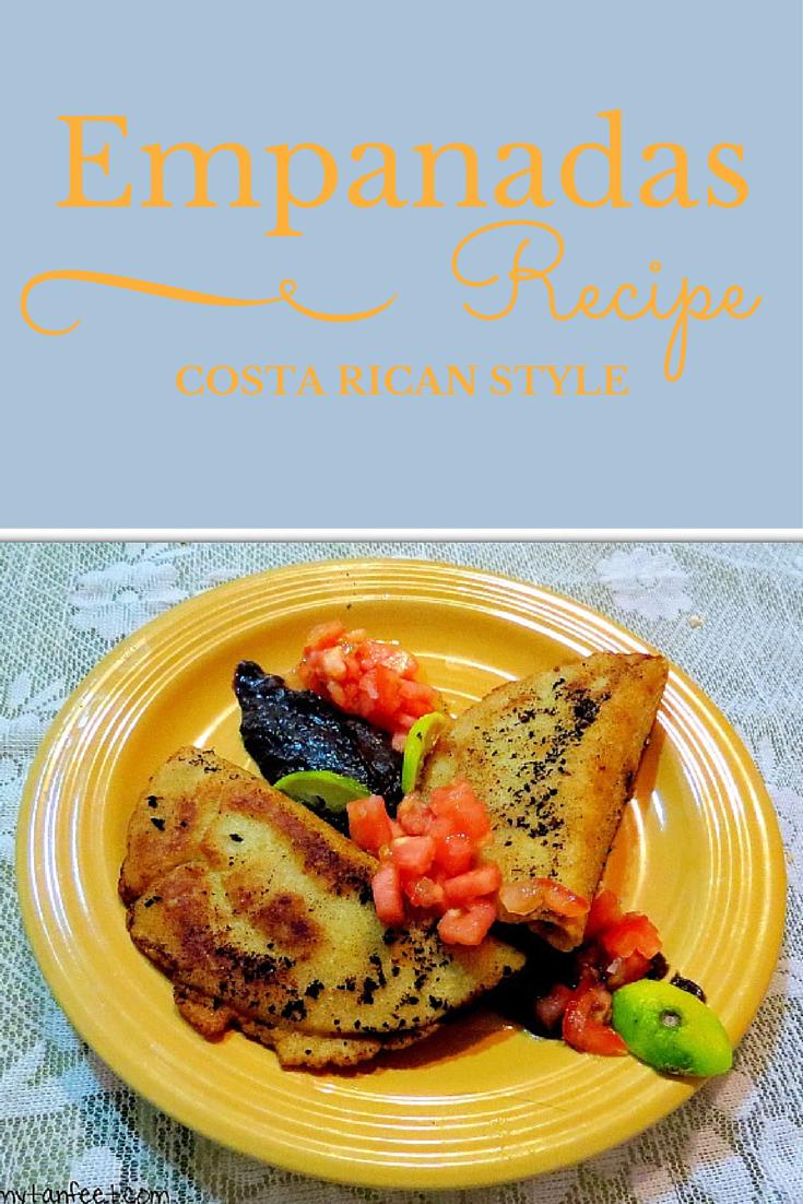 Easy and delicious costa rican empanadas recipe empanadas recipe costa rican empanadas get the full recipe here httpmytanfeet forumfinder Choice Image