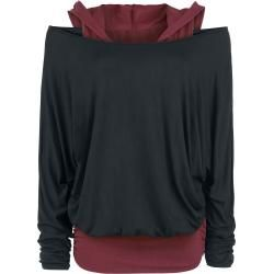 Black Premium by Emp Get Loose Langarmshirt Black Premium by Emp #darkstyle