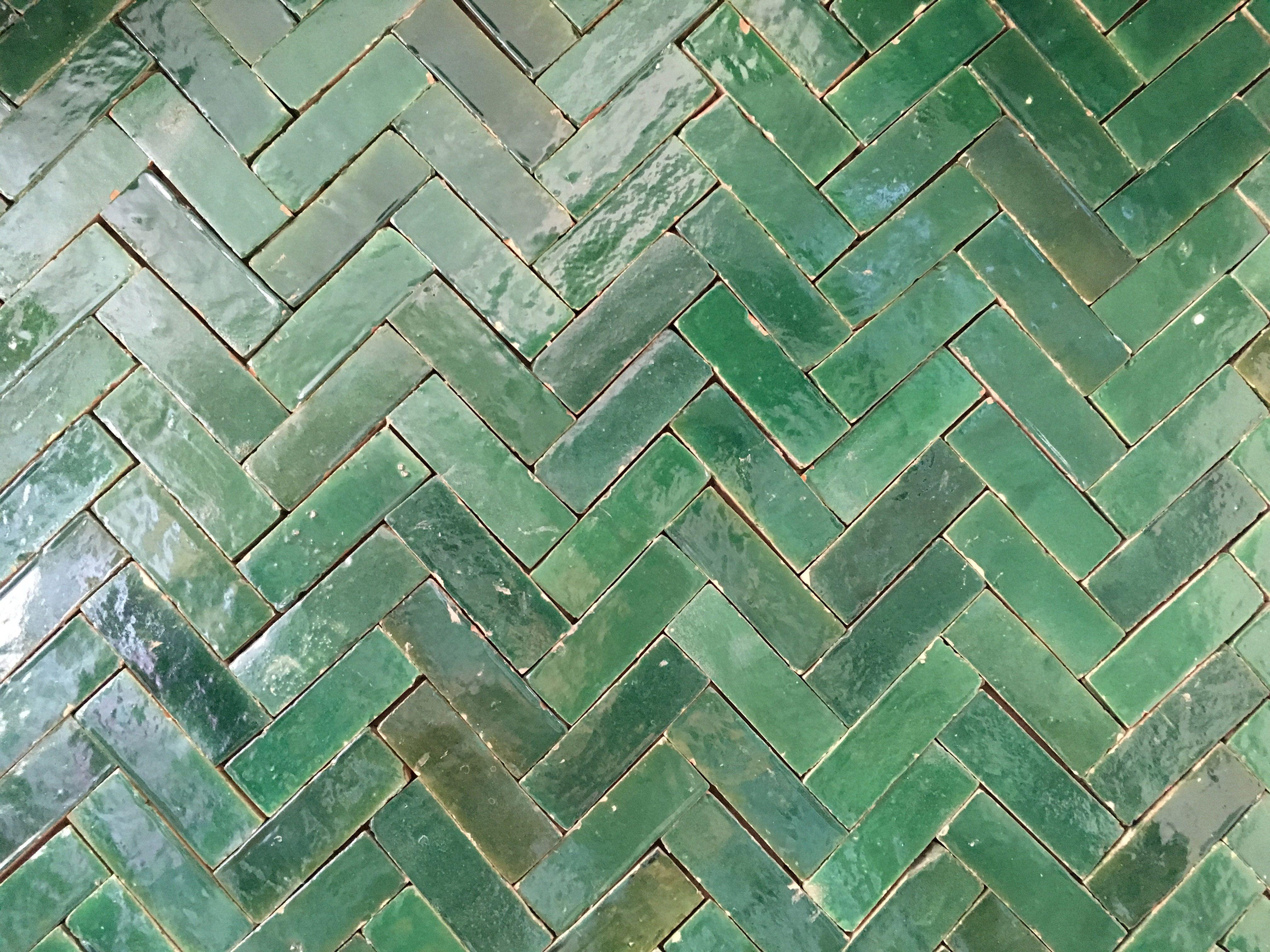 Afbeeldingsresultaat voor groene muurtegels kleuren interiores