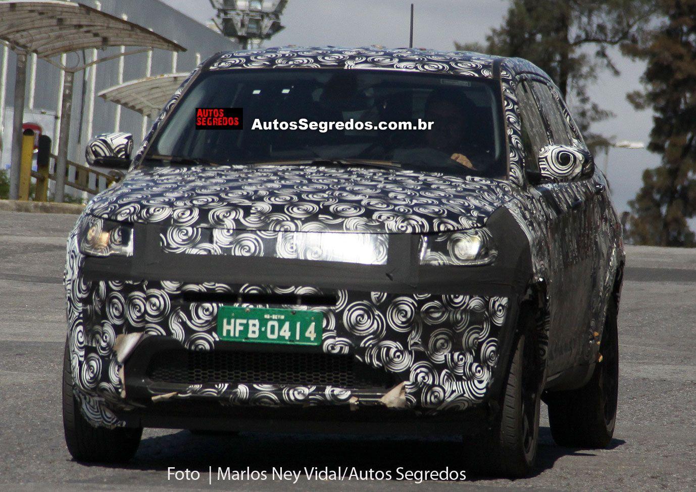 Jeep 551 será lançado ainda em 2016 | Autos Segredos