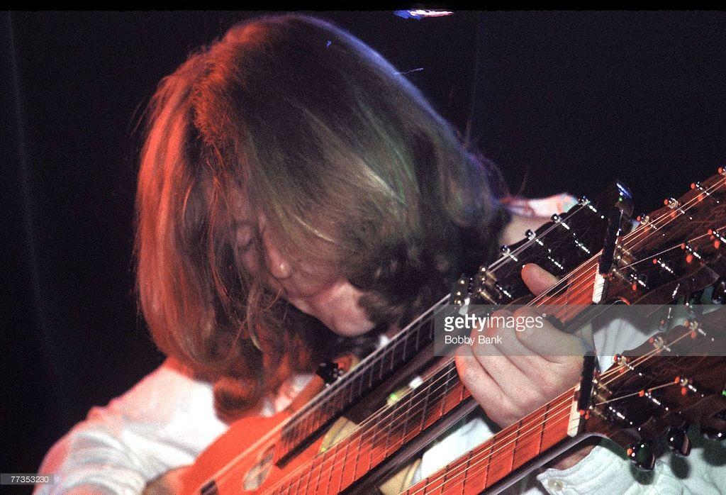 John Paul Jones of Led Zeppelin by Bobby Bank.
