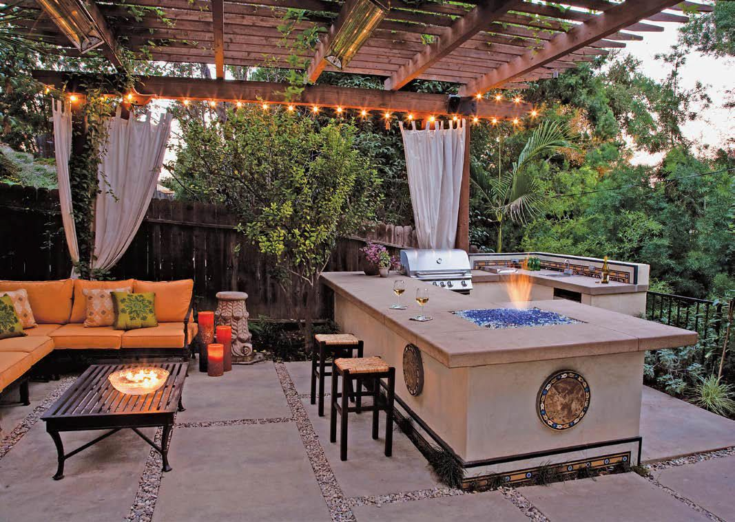 Outdoor Kitchen Ideas and Designs for backyard ideas